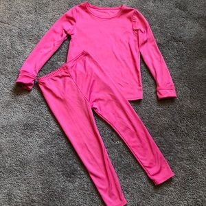 Cuddle duds thermal underwear
